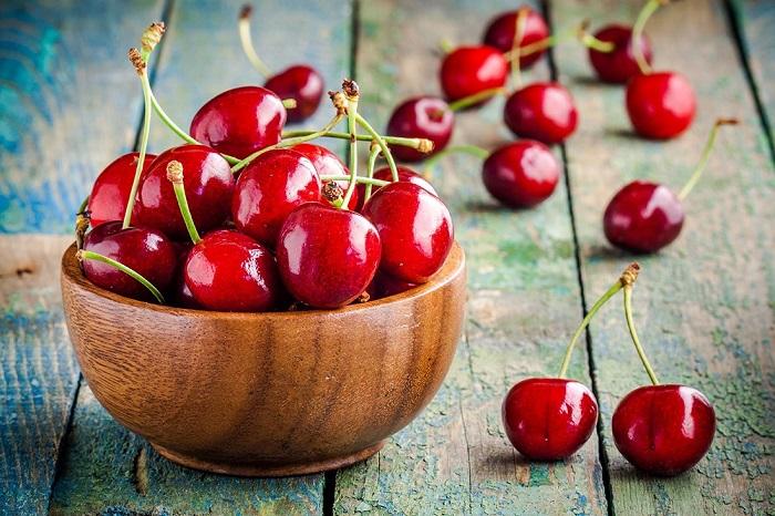 Découvrez quels sont les bienfaits et vertus des cerises pour votre santé