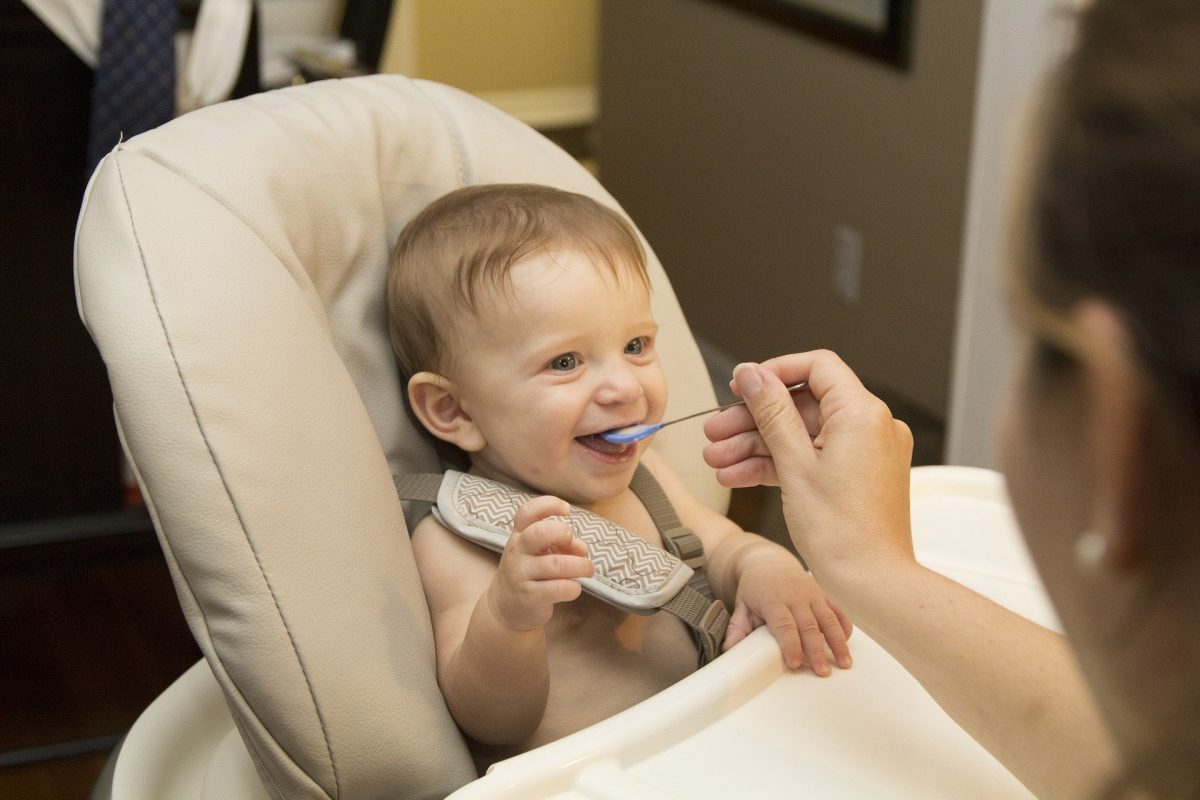 Habituer son enfant à une alimentation saine