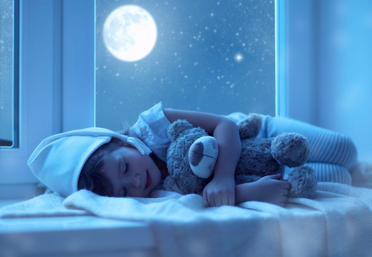 Comment évolue le sommeil d'un enfant ?
